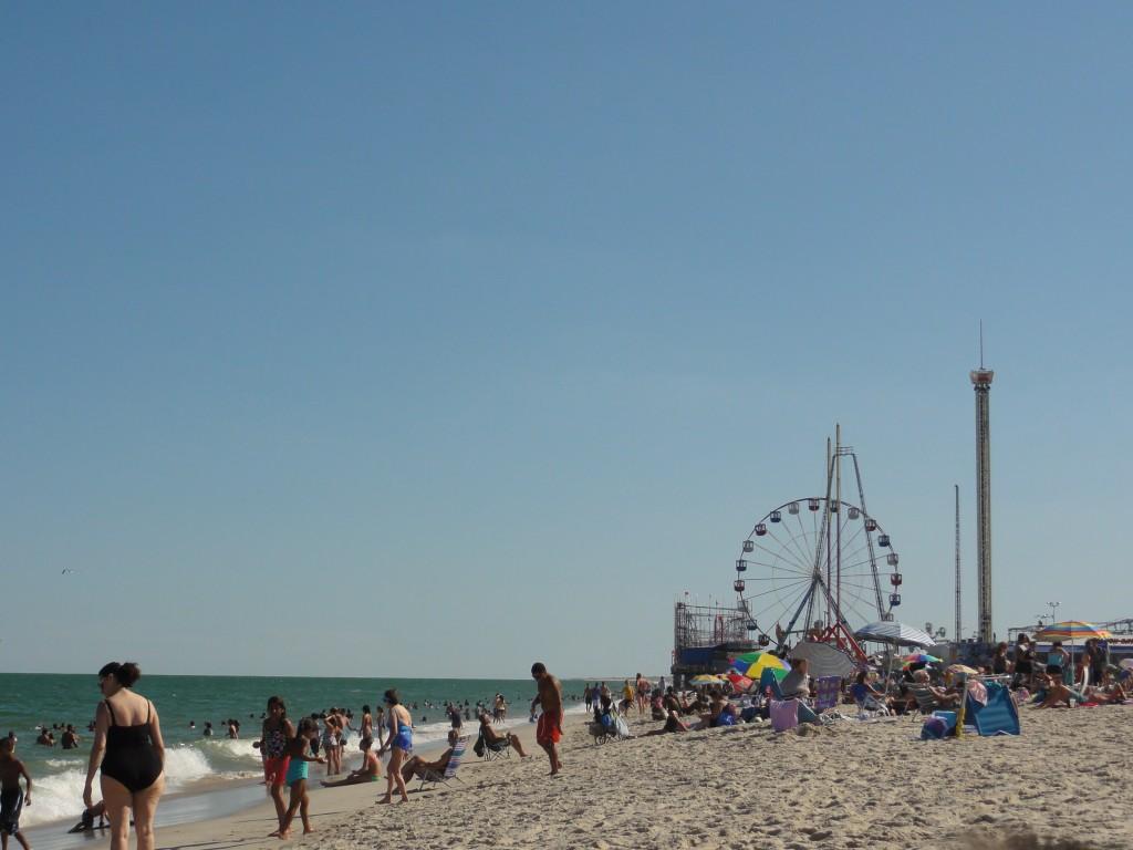 Seaside Heights Boardwalk Amusement Park
