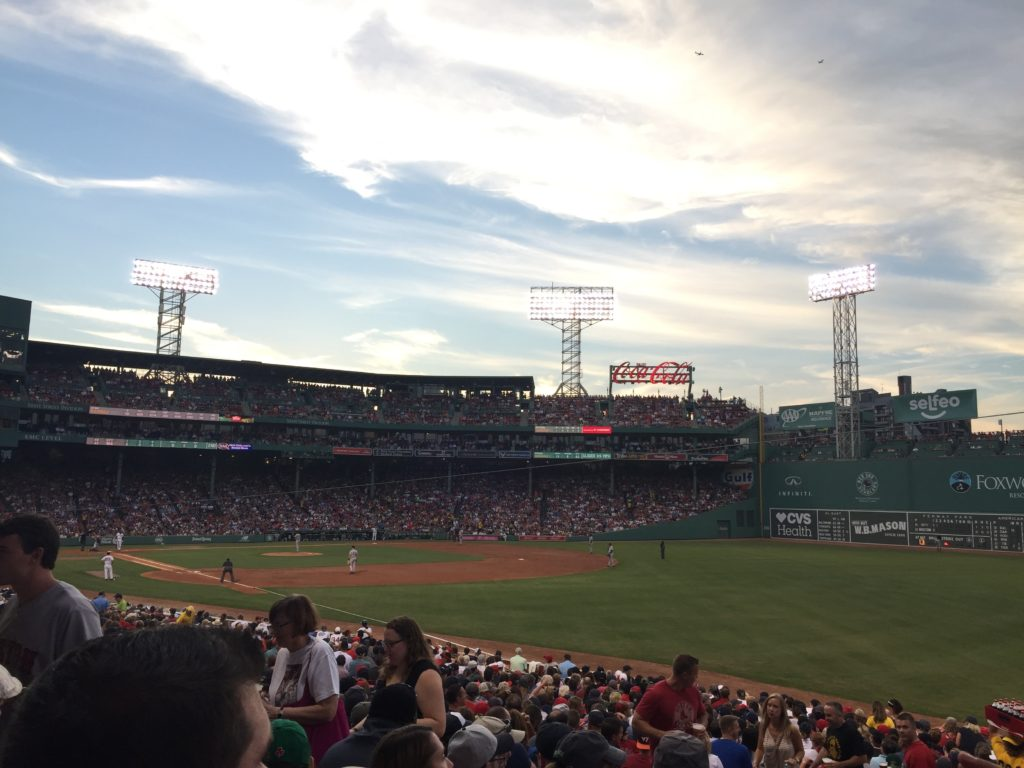 Fenway Park, Boston Mass